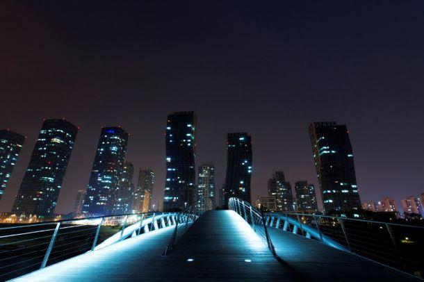 송도 센트럴파크공원